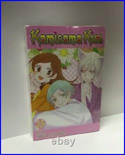 KAMISAMA KISS GN LIMITED EDITION VOL 25 Manga (Book) New&Sealed 9781421598482