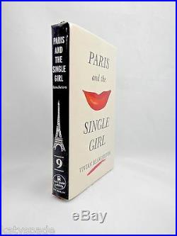 KATE SPADE Emanuelle PARIS AND THE SINGLE GIRL book clutch bag NWT SUPER CUTE
