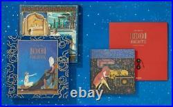 KAY NIELSEN 1001 NIGHTS Arabian FINE ART PORTFOLIO + COMPANION BOOK Taschen XXL