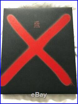 MADONNA MADAME X TOUR VIP LIMITED EDITION DELUXE BOOK SEALED ship worldwide