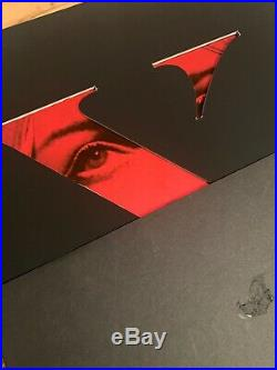 MADONNA MADAME X TOUR VIP LIMITED EDITION DELUXE BOOK ship worldwide