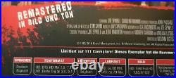 MANIAC 4K MEDIABOOK WoH Weekend of Hell Edition Neu! UHD DVD Limitierung 89/111