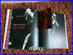 Madonna Madame X Hardcover Tour Book -VIP Only Limited Edition New Sealed in Box