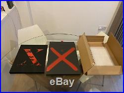 Madonna Madame X Tour Vip Only Limited Edition Deluxe Book Unused