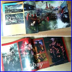 Marvel's Thor Ragnarok The Art of the Movie The Art of Marvel Book Limited NEW