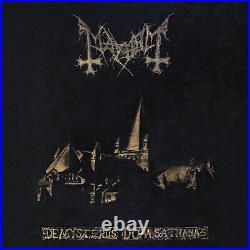Mayhem De Mysteriis Dom Sathanas 25th Anniversary Vinyl Box Set 5 LP Book New