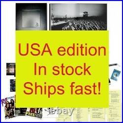 Metallica The Black Album (Remastered Deluxe Box Set) 5LP 14CD 6DVD Book NEW