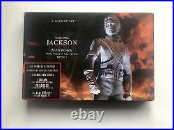 Michael Jackson HIStory (Past, Present and Future, Book I) Mini Disc Minidisc