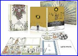 Midsommar 4K UHD Deluxe Edition First Limited 3 Blu-ray + Steel Book + Booklet