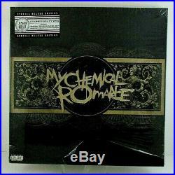 My Chemical Romance THE BLACK PARADE, 2-LP Box Set, 180g, 2-Books, Ltd. Ed. OOP