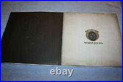 My Chemical Romance The Black Parade 2 Lp Double Gatefold Slipcase/books Nm