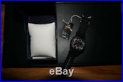 NEW G-Shock TAKU Limited Edition CASIO in Display incl. Rare Book & Stickers