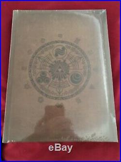 NEW SEALED Legend Of Zelda Hyrule Historia Limited Edition Dark Horse Art Book