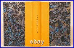 Neil Gaiman Stardust Lyras Books Mustard Limited Edition