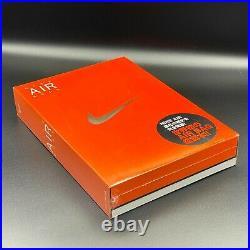 Nike Air Book photo the history of Nike Air evolution with an AIR BAG RARE