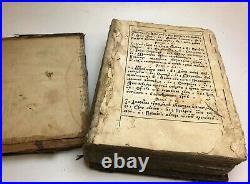 Old church book Altar Gospel 1685. Imperial russian book. Russian books