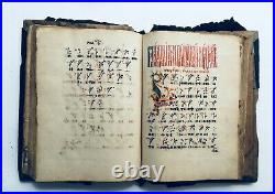Old church book. Theology books, holy bible, Irmos. Imorgolius. Manuscript