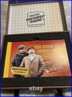 Only fools and horses limited edition Suitcase Stamp Book
