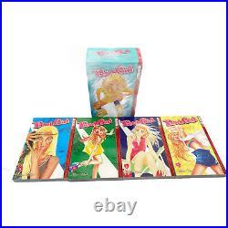 Peach Girl Manga Book Limited Edition Miwa Ueda Tokyo Pop Lot 1 8 in English