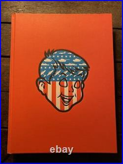 Pearl Jam vs Ames Bros LIMITED EDITION poster book Very Good Condition