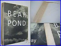 Rare Bear Pond Bruce Weber 1990 Art Photo Book Monochrome Landscape Male Model
