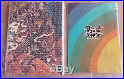 Rare The Birth of Rockin' Jelly Bean 1st Limited Edition Art Book withPosters