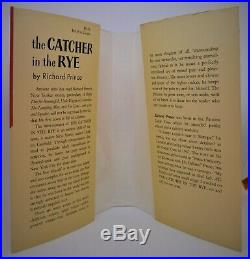 Richard Prince Catcher in the Rye Listed American Rare Book Limited Edition 500