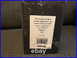 SIGNED Borders Ltd Ed Boxed 3 Book Set Philip Pullman His Dark Materials Trilogy