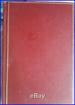 Scarce John & Jackie Kennedy Autograph Signed Ltd Ed'62 WH Xmas Book JSA LOA NR
