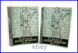 Secrets of Ancient Geometry and Its Use by Tons Brunes 2 Volume Scholars Edition