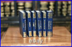 Six Book Set by Barbara J Raheb Miniature Collectable Book