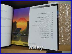 Star Wars The Art of Ralph Mcquarrie Limited Edition Slipcase/Hardcover Art Book