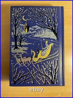 THE CHRONICLES OF NARNIA, Barnes & Noble Leatherbound (Like New), 9781435117150