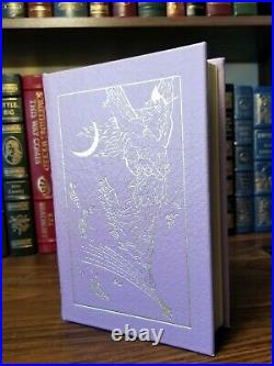 THE LILAC FAIRY BOOK ANDREW LANG, Color Plates Easton Press Leatherbound