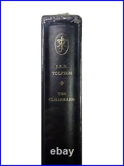 THE SILMARILLION BY J. R. R. TOLKIEN 2002 HarperCollins Deluxe Limited Edition