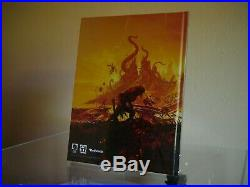 The Art of Doom Eternal Limited Edition Hardcover Book Only 666 Made Sold Out