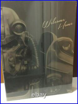 The Art of Fallout 4 Limited Edition Book of 5,000 copies New Factory Sealed