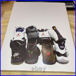 The Encyclopedia Of Air Jordan's Out of Print Limited Edition Collectors Book