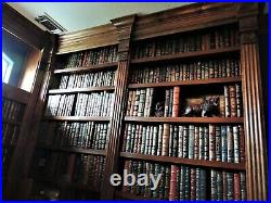 The Franklin Library Great Books Collection In 50 Volumes Rare Fine