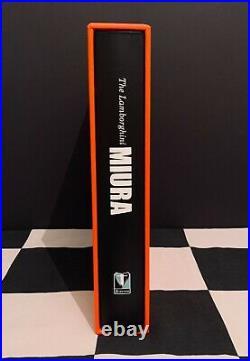 The Lamborghini Miura Book By Simon Kidston Limited Edition 1 Of 762 Brand New