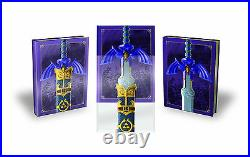 The Legend of Zelda Art & Artifacts Limited Edition Hardcover Art Book New