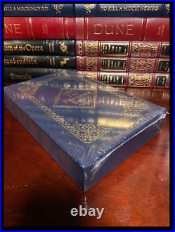 The Princess Bride by William Goldman Sealed Easton Press Deluxe Leather Bound