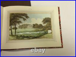 The Red Books of Humphry Repton 4 cased volumes (1976) Limited edition