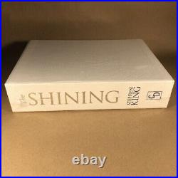 The Shining The Deluxe Special Edition by Stephen King (Cemetery Dance, NEW)