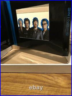 U2 eXPERIENCE + iNNOCENCE TOUR 2018 Memorabilia Book Limited Edition (numbered)