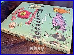 Vintage1974 Dr. Seuss Storytime -4 Books in 1 McElliot's Pool, Scrambled Eggs
