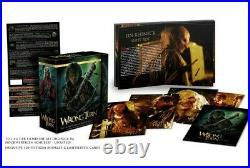 WRONG TURN 1 bis 6 Mediabook limitiert 4/444, 6 Blu- Ray 6 DVD uncut Deutsch