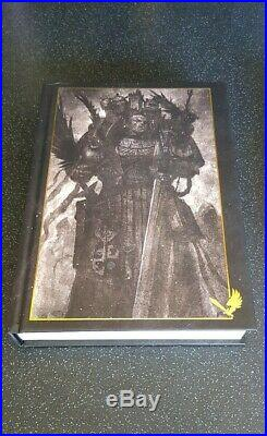 Warhammer 40k LEGACY OF CALIBAN Limited Edition Book Novel Set Black Library OOP