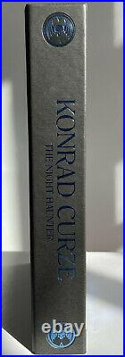 Warhammer 40k Limited Edition Primarch Konrad Kurze Night Lords Hardcover Book